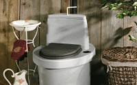 Финский торфяной туалет для дачи