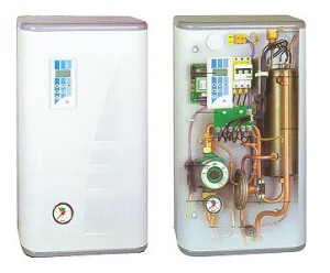 Самодельный электрокотел для отопления (фото)