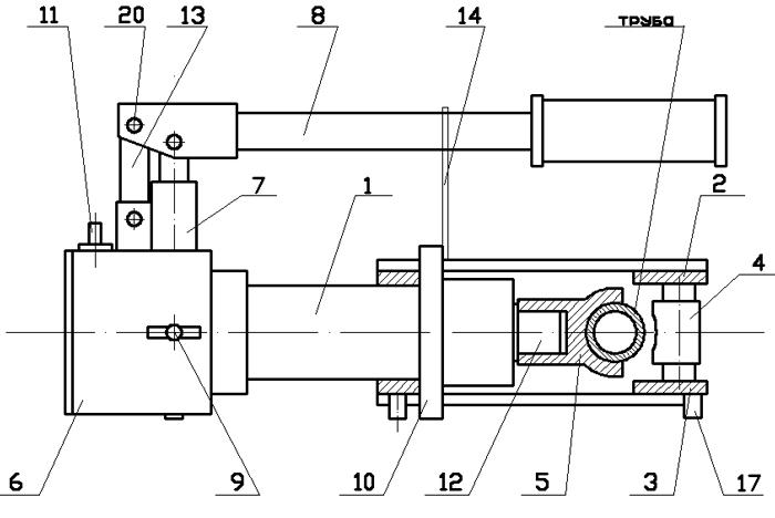 Ручной трубогиб для трубы своими руками чертежи фото
