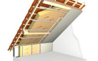 Утепление мансардной крыши изнутри