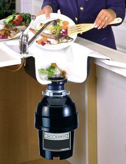 Измельчитель пищевых отходов для раковины (фото)