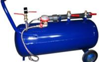 Пеногенератор для производства пенобетона (фото)