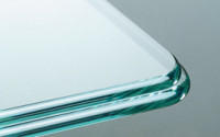 Как обработать кромку стекла