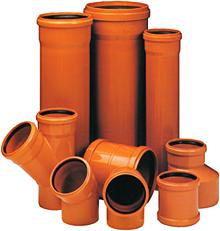 ПВХ трубы для канализации