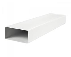 Прямоугольный пластиковый вентиляционный короб (фото)