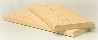 Планкен из лиственницы (фото)