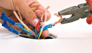 Правильная скрутка проводов (фото)